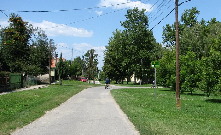 Iron Curtain Trail - promotional bicycle tour in South Transdanubia, Hungary