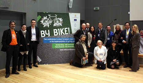 ICT on By Bike!