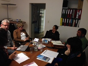 ICT workshop in Eisenstadt, Austria
