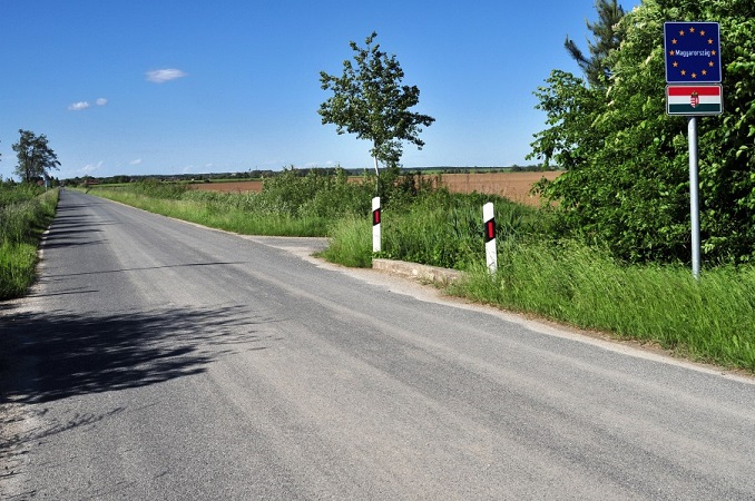 EuroVelo 13 Iron Curtain Trail Opening Tour for the section Hungary-Austria