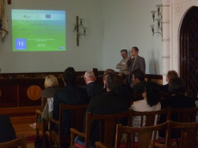 Hungary-Croatia cross-border cycle route development conference in Mohács
