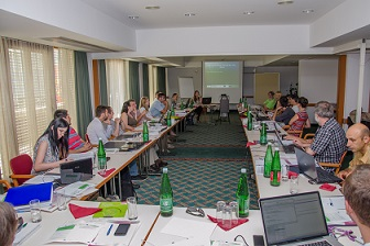 Partner meeting of the Iron Curtain Trail SEE project was held in Eisenstadt, Austria on the 18-19th of June 2013.