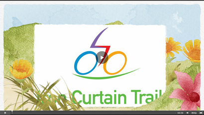 Would you like to get to know the Iron Curtain Trail project in 30 seconds?