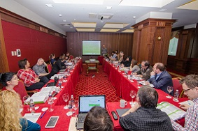 The 4th Partner Meeting of the Iron Curtain Trail project financed by the SEE programme was held in Sofia, Bulgaria on 21st of January