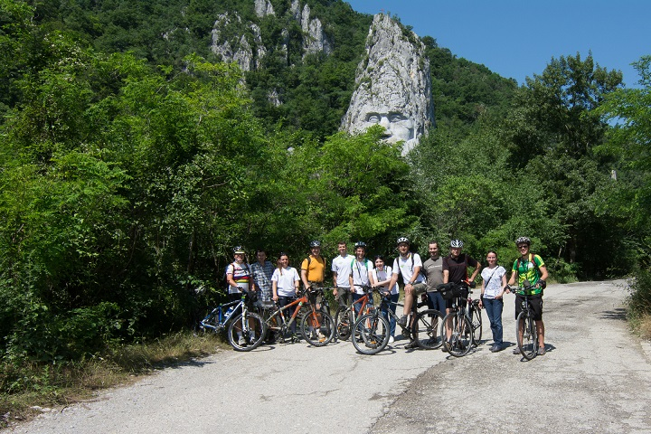 Iron Curtain Trail study tour in Romania