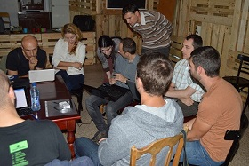 "Partners' Meeting on the Itinerary of ""Iron Curtain Trail: Sustainable mobility along the newest EuroVelo route"" , South East Europe Programme, October 2nd 2013 , Thessaloniki, Greece"